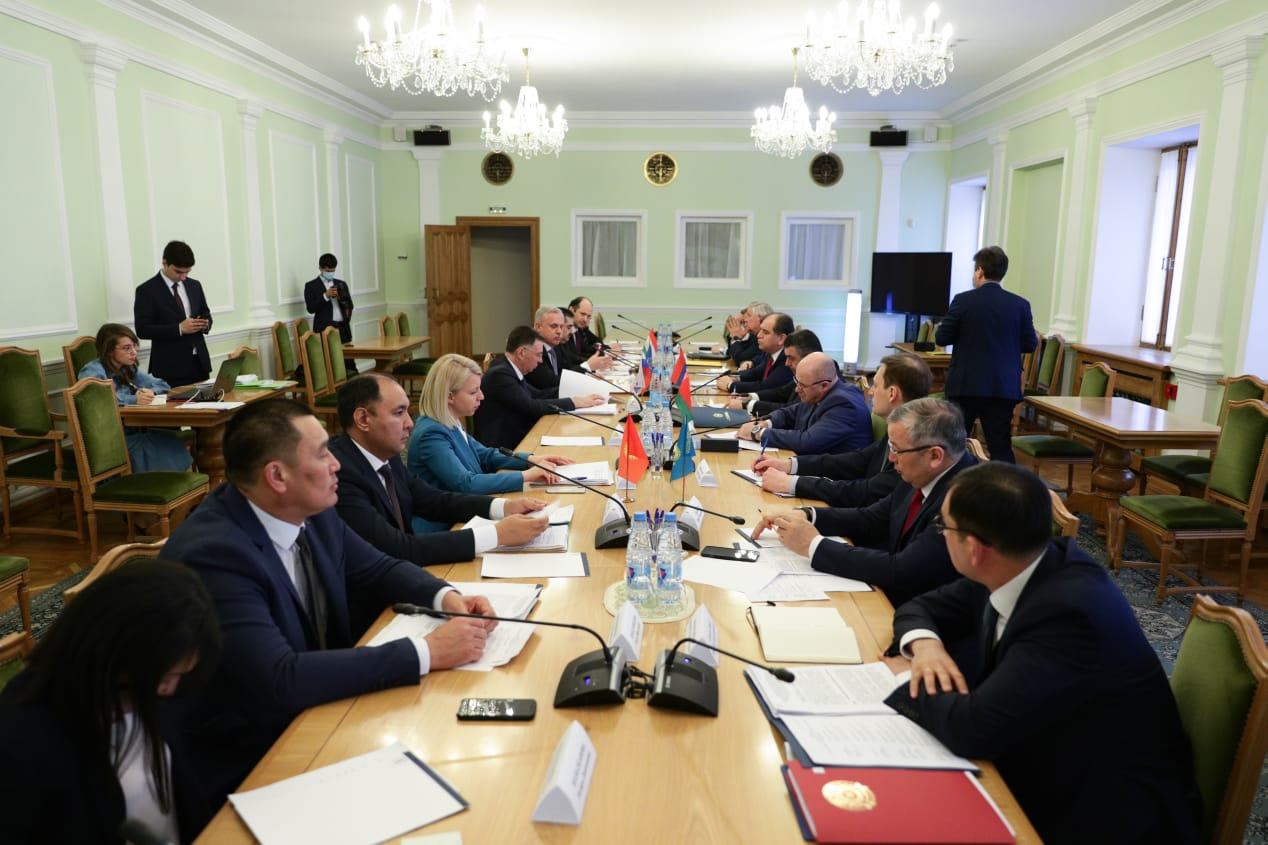 В Москве состоялись межмидовские консультации государств-членов ОДКБ