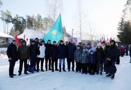 ХХ Зимние дипломатические игры