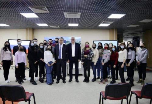 Визит делегации Посольства в Астраханскую область